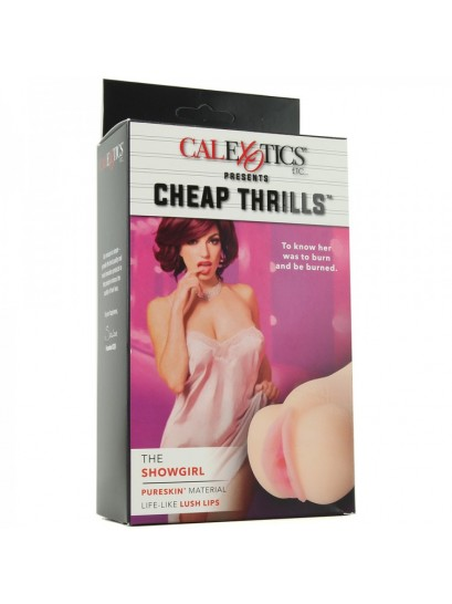 CHEAP THRILLS THE SHOWGIRL IVORY