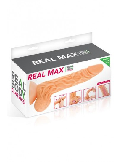 REAL BODY MAX