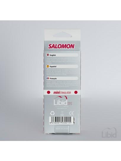 LIBID TOYS SALOMON VIBRADOR NEGRO