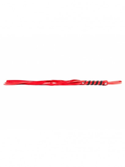 ARGUS FETISH RED SMALL FLOGGER