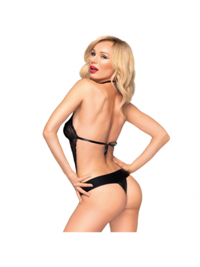 PENTHOUSE PERFECT LOVER TEDDY BLACK M/L