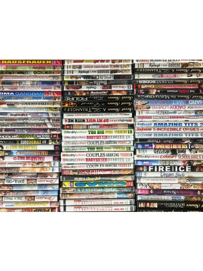 PACK DVD VARIOS SUPERMAXXX 50 UDS