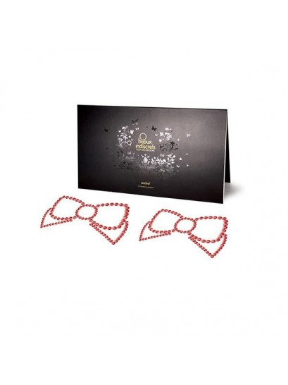 MIMI BOW  - RED