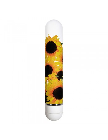 TOY JOY VIBRADOR DECORADO MARGARITAS