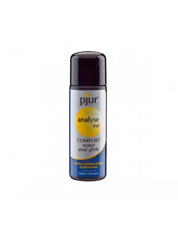 PJUR ANALYZE ME! CONFORT LUBRICANTE BASE DE AGUA 30ML