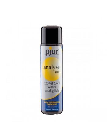PJUR ANALYSE ME! COMFORT LUBRICANTE BASE DE AGUA 100 ML