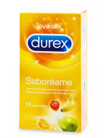 DUREX SABOREAME 12 UD