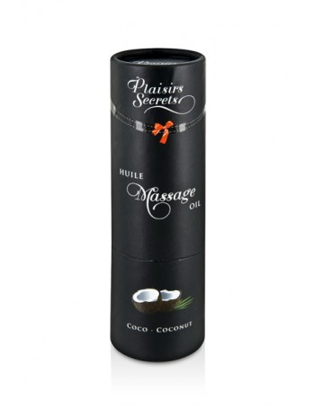 PLAISIRS SECRETS ACEITE MASAJE COCO 59 ML
