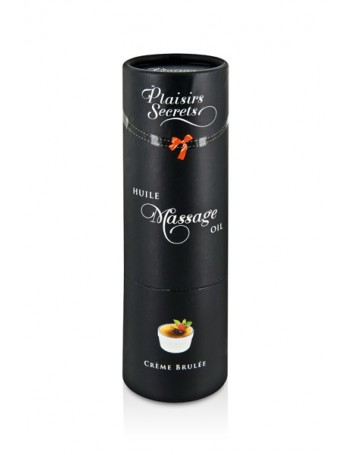 PLAISIRS SECRETS ACEITE MASAJE CREMA CATALANA 59 ML