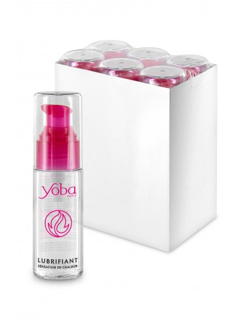 YOBA LUBRICANTE CALOR 50 ML
