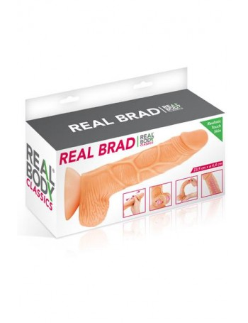 REAL BODY BRAD