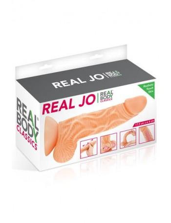 REAL BODY JO