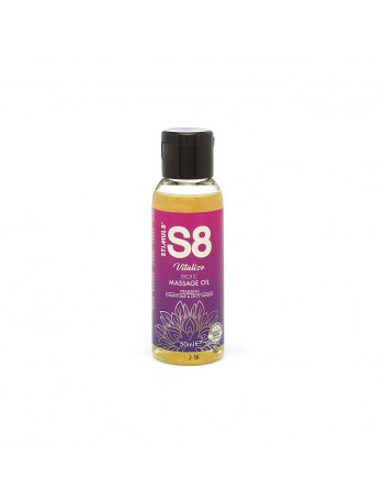 S8 MASSAGE OIL OMANI LIME 50 ML