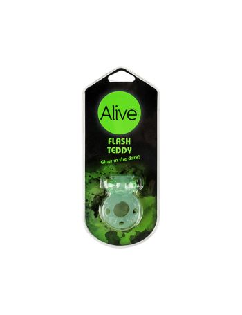 ALIVE POWER RING BEAR GREEN