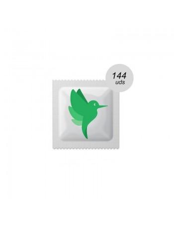 PRESERVATIVOS NATURAL COLIBRI 144 UDS