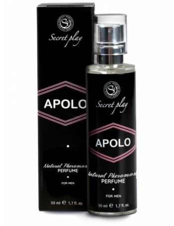 SECRET PLAY PERFUME SPRAY APOLO 50 ML