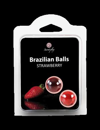 SECRET PLAY SET 2 BRAZILIAN BALLS FRESA
