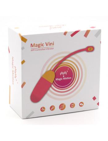 MAGIC MOTION VINI APP CONTROLLED LOVE EGG ORANGE