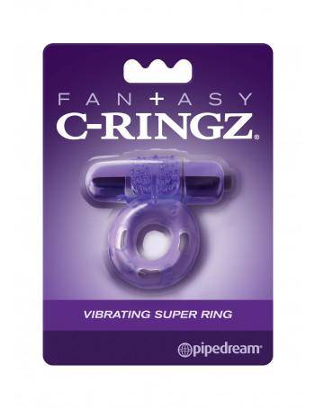 VIBRATING SUPER RING