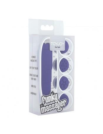 FUNKY MASSAGER PURPLE