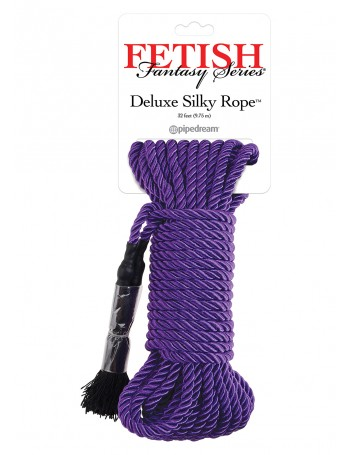 SILK ROPE PURPLE