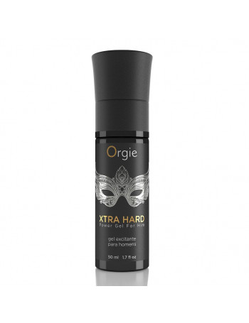 ORGIE XTRA HARD POWER GEL FOR HIM
