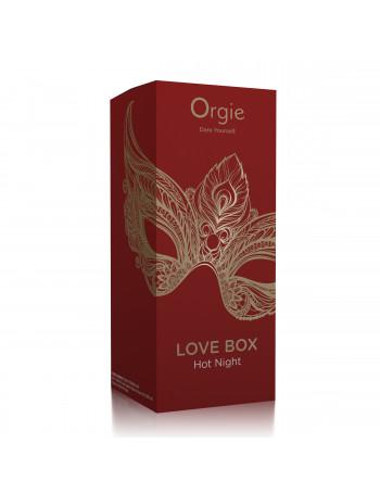 ORGIE HOT NIGHT LOVE BOX