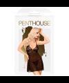 PENTHOUSE MINI DRESS BEDTIME STORY BLACK M/L