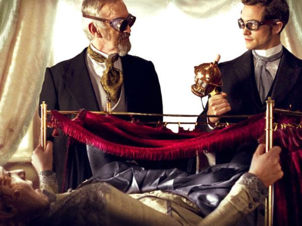 Fotograma de la película Hysteria